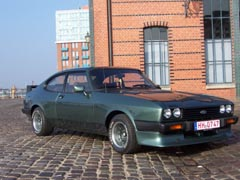 Ford Capri 2.8 Turbo, Chassis No. BD88842