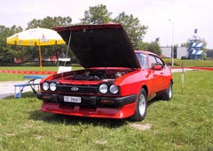 Ford Capri 2.8 Turbo, Chassis No. CS56365