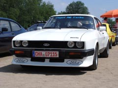 Ford Capri 2.8 Turbo, Chassis No. CT87988