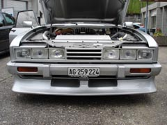 Ford Capri 2.8 Turbo, Chassis No. CT91965