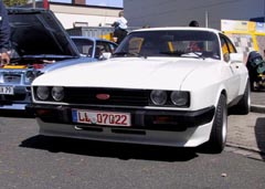 Ford Capri 2.8 Turbo, Chassis No. CU40227